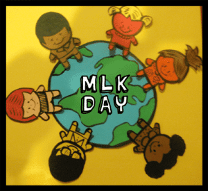 artistshelpingchildrenmlk 300x275 The Best Martin Luther King Jr. Crafts for Kids