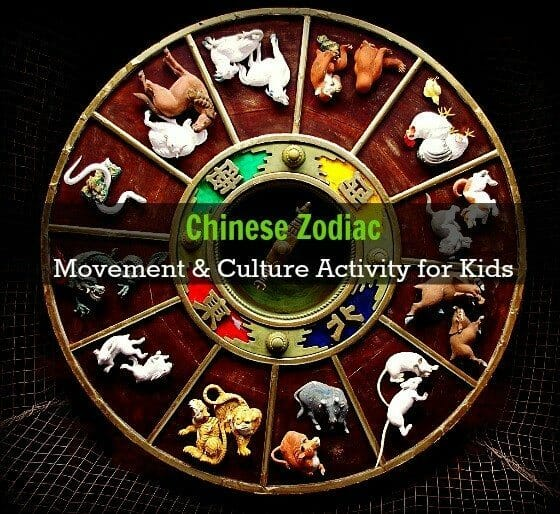 Culture & Movement Activity for Kids