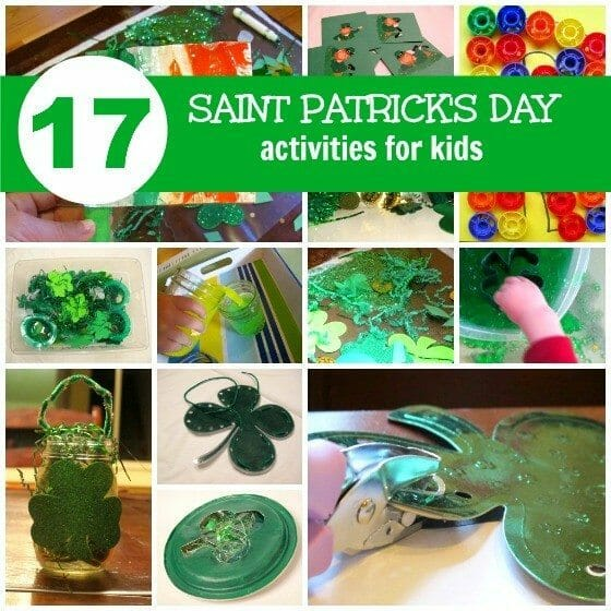 St. Patrick's Day Activities for Kids [Everything You Need]
