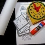 Timeline of the Day Activity for Preschoolers