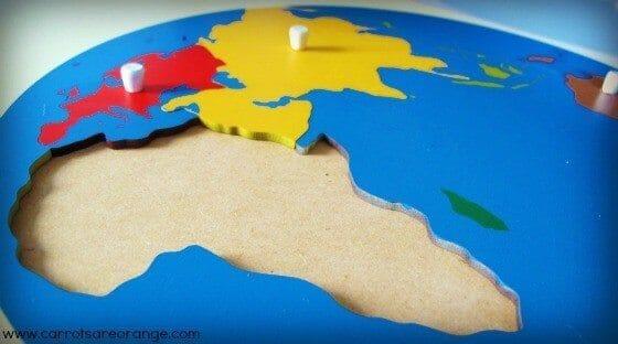 Preschool Geography Activities