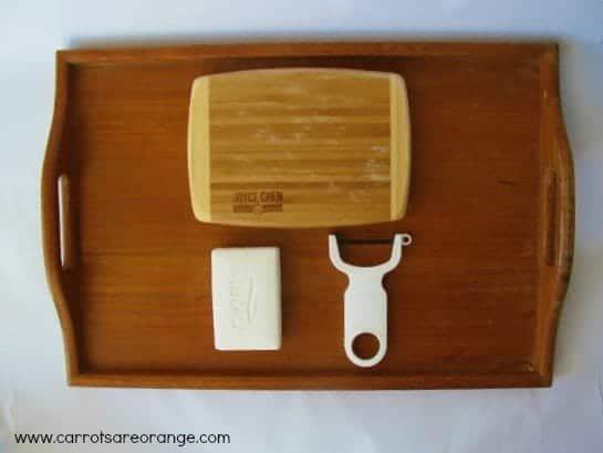 soapshaving Practical Life Shelf Work