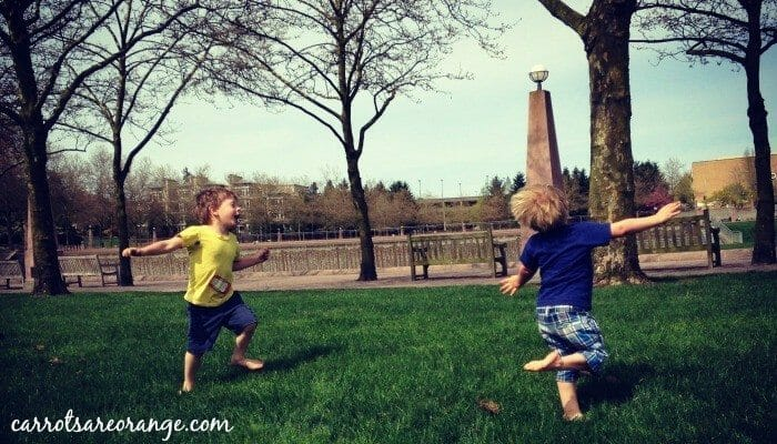 Spring with Kids
