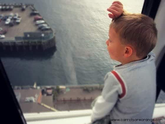 Traveling with Kids Doesn't Have to Be Stressful – Ideas for Seattle Kid Friendly Activities