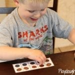 Preschool Math: Learning Numbers with Ten Frames