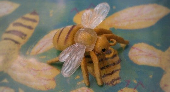 Bee Activity for Kids with Book