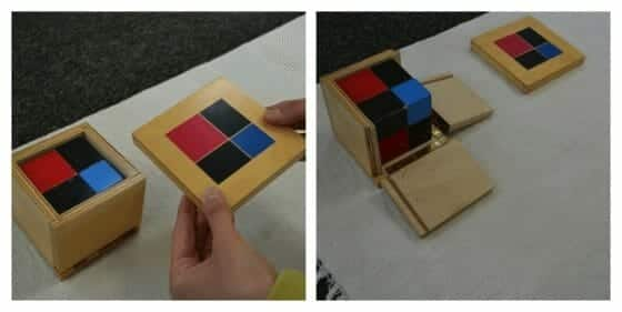 Learn the Magic of the Montessori Binomial Cube!