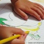Montessori Botany Activity – Parts of a Flower