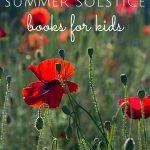 Summer Solstice Books for Kids