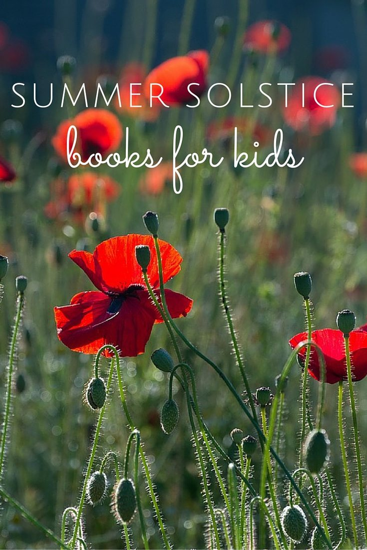 Summer Solstice Learning Activities, Songs, and Books for Kids