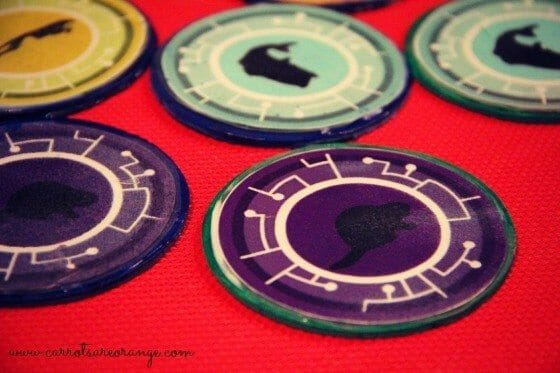 creature power discs crafts