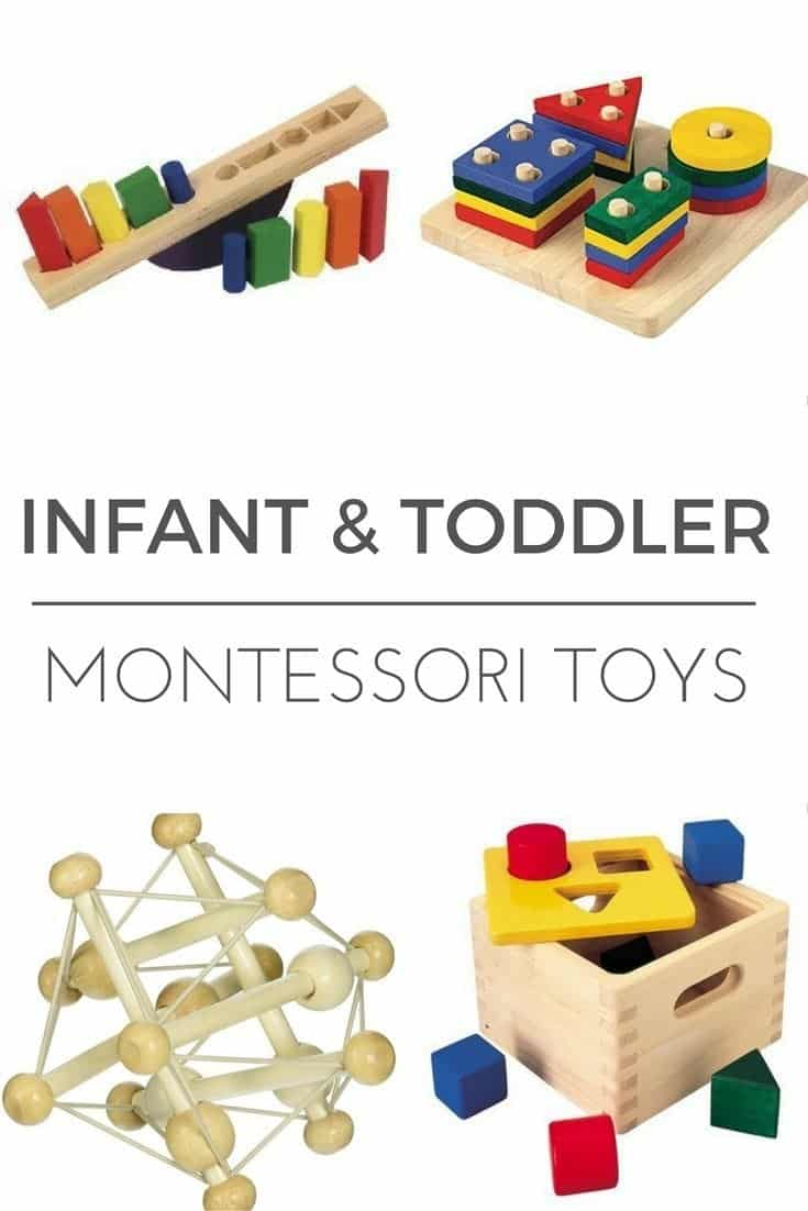 montessori toys for babies & toddlers: 7+ ideas for you