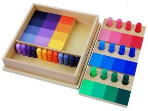 Montessori Toys for Babies & Toddlers: 7+ Ideas for You - Color Sorting Set