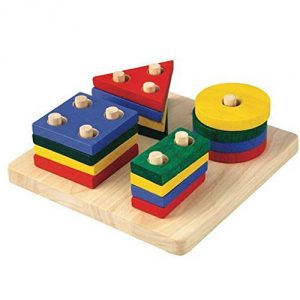 Montessori Toys for Babies & Toddlers: 7+ Ideas for You - Shape Sorting Board