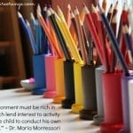 How to Encourage Preschool Writing