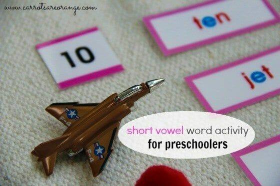 short vowel lesson