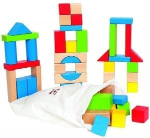 Montessori Toys for Babies & Toddlers: 7+ Ideas for You - Wooden Blocks