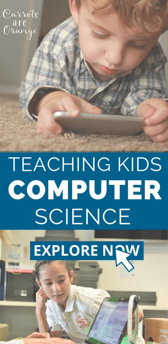 Teaching Kids Computer Science