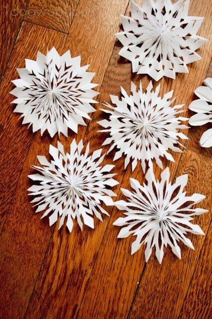 medallion snowflake