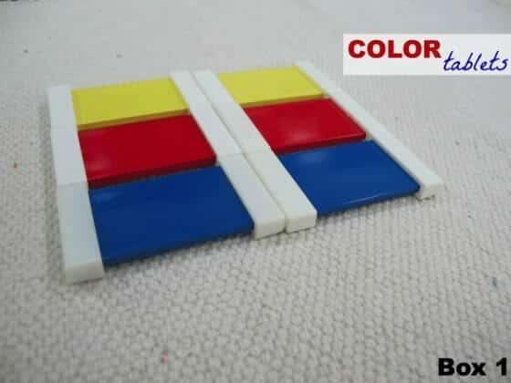 color tablets e