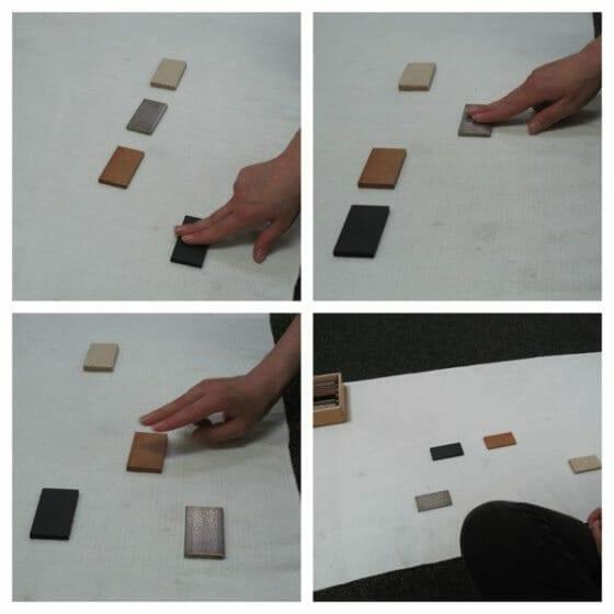 Thermic Tablets Lesson - Montessori Sensorial