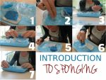 Montessori Practical Life: Sponging