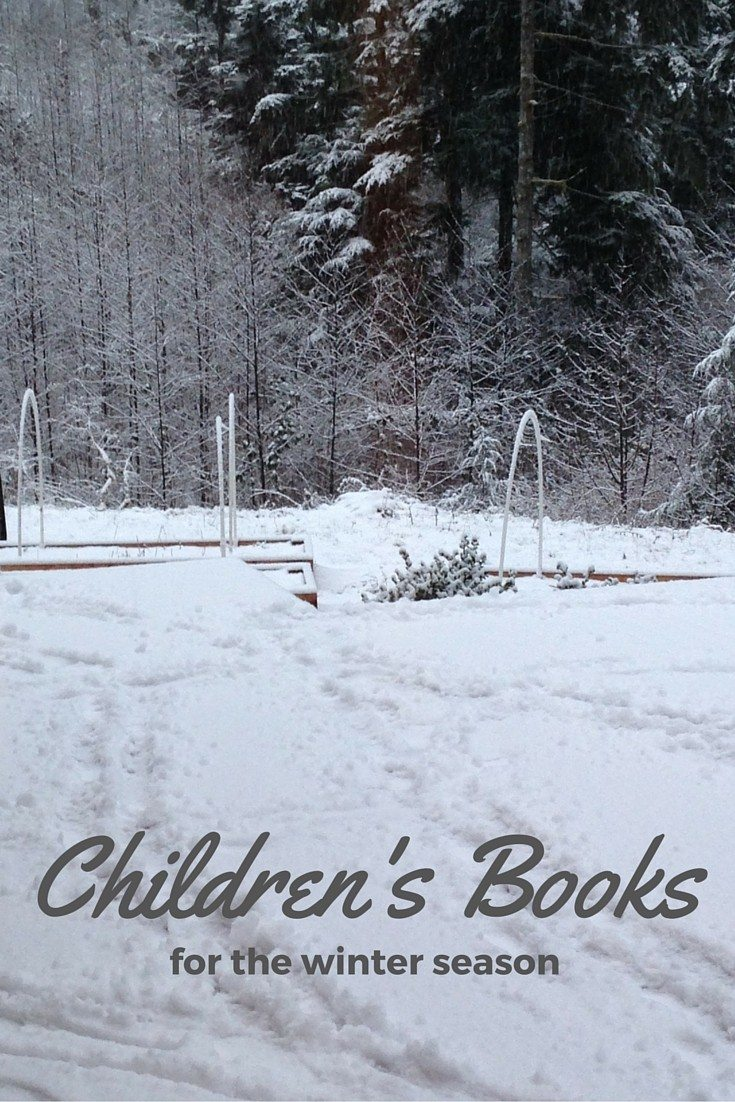 children's book for winter