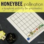 Preschool Math – Honeybee Graphing Activity