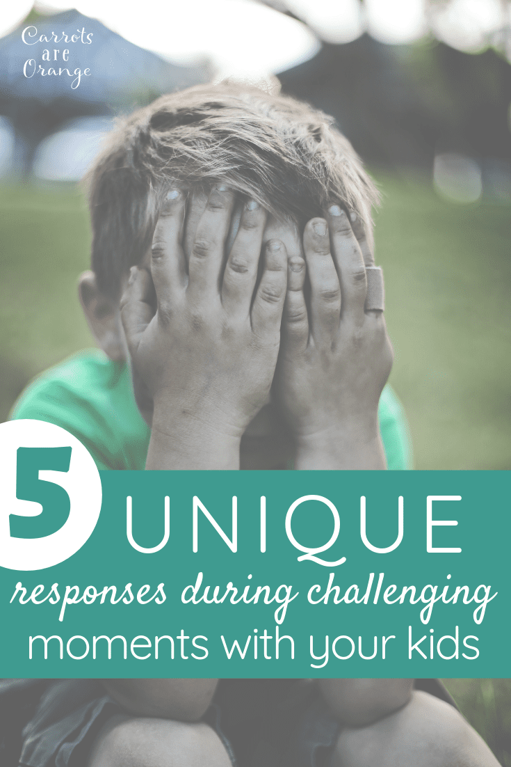 How to Use Positive Discipline During Challenging Moments with Kids
