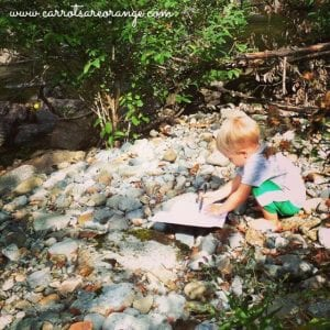 Fun Learning Activities with Rocks for Kids