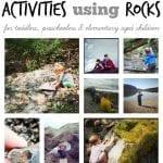 Rock Activities for Kids