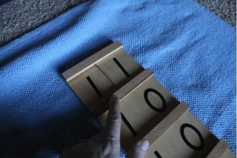 Learn the Montessori Math Teen Board Lesson