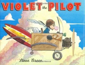 Books about Courage Violet the Pilot