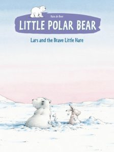Books about courage Little polar bear and the brave little hare
