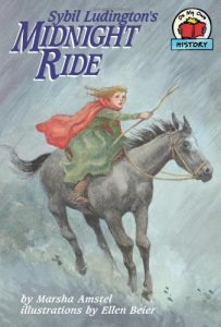 Books about courage Sybil Ludington Midnight Ride