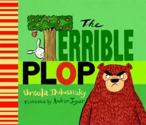 Books about courage The Terrible Plop