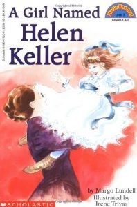 Books to teach a child about courage Helen Keller