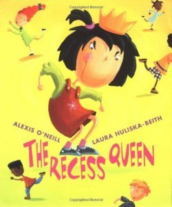 Books to teach a child about courage The Recess Queen