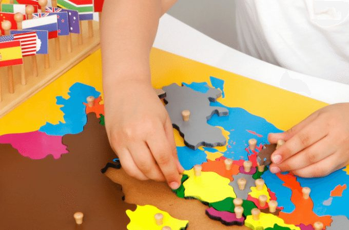8 Awesome Preschool Activities – Geography