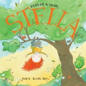Read me a Story Stella Books about courage