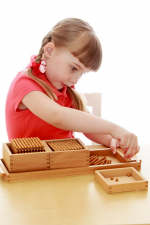 Montessori Lesson: Learn about Golden Beads