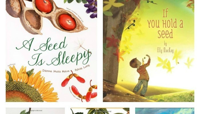 children's books about seeds