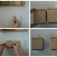 Montessori Math Equivalence & Crisis of Nine Tray