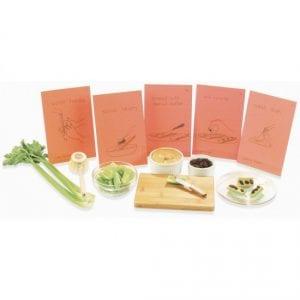 Food Prep Cards