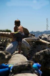 Rock Climbing with Kids