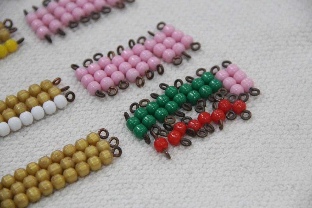 MULTI with Short Bead Stair