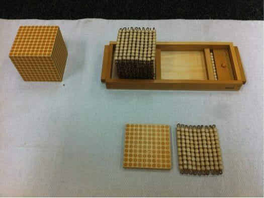 wooden bead material