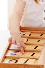 How Montessori Teaches Math – Ten Board Lesson