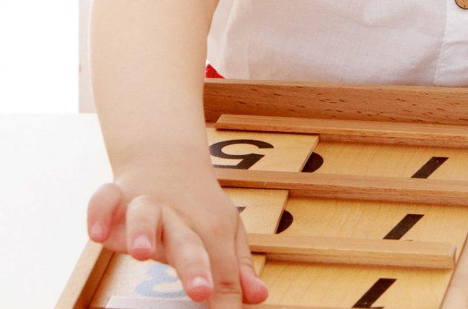 Montessori Math with Ten Boards