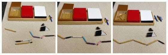Preschool Math Activities - Addition Snake Game